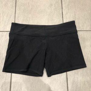 Lululemon Womens Shorts Black